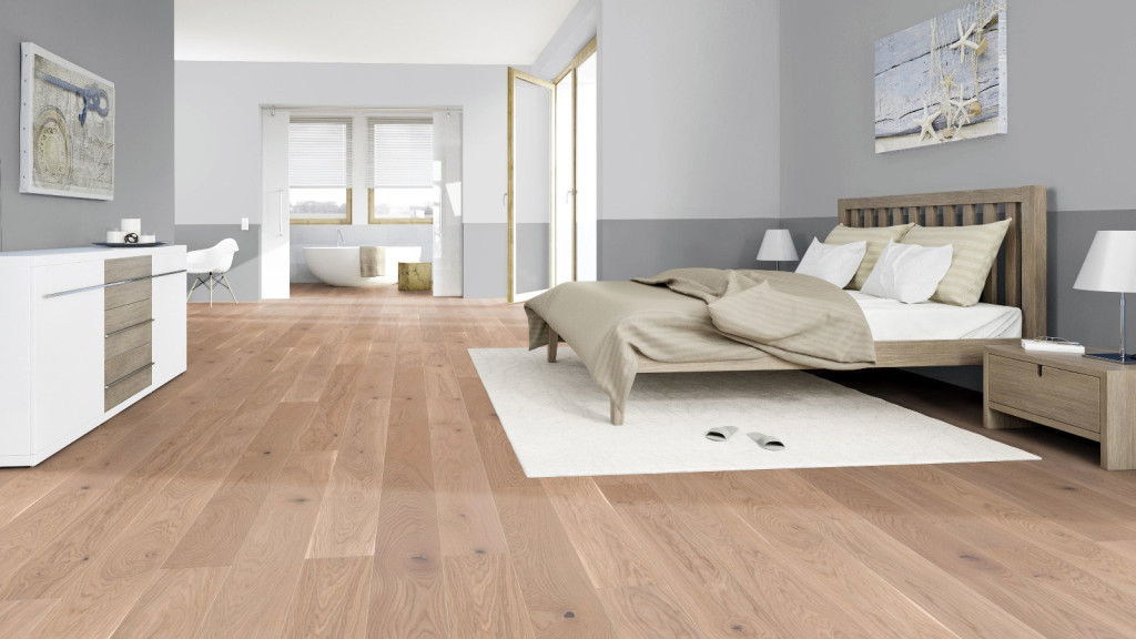 The Beauty of Real Natural Wood Floors